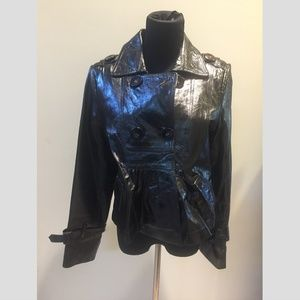 A.B.S. Collection Black Leather Jacket